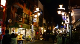 Asakusa by night