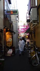 Yokohama - back alley